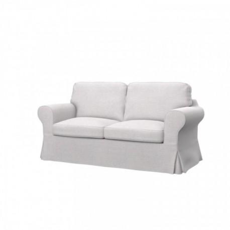 Slaapbank Ikea Karlstad.Ektorp Sofa Cover Light Grey
