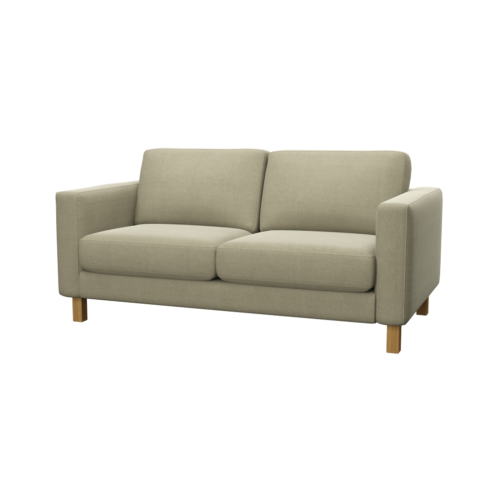 IKEA KARLSTAD 2-seat Sofa Cover From SOFERIA - 50% Off