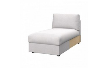 IKEA VIMLE chaise longue cover