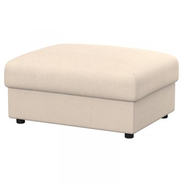 Groovy Ikea Vimle Footstool Cover Creativecarmelina Interior Chair Design Creativecarmelinacom