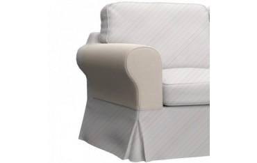 IKEA EKTORP armrest covers, pair