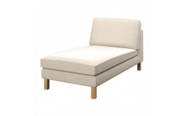 KARLSTAD free standing chaise longue cover