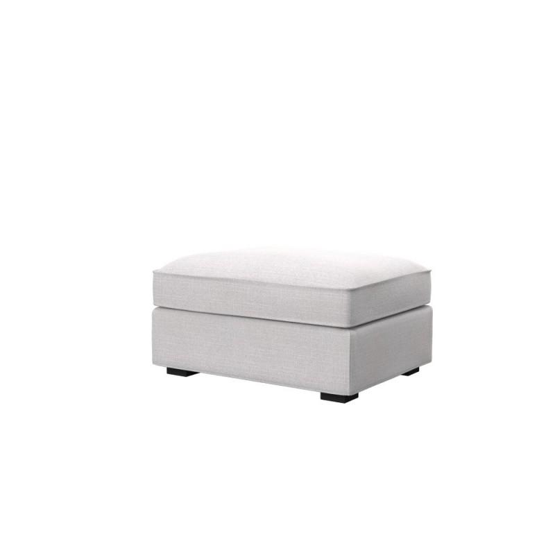 IKEA KIVIK footstool cover Soferia