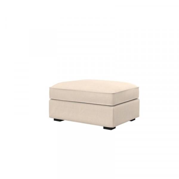 Enjoyable Ikea Kivik Footstool Cover Creativecarmelina Interior Chair Design Creativecarmelinacom