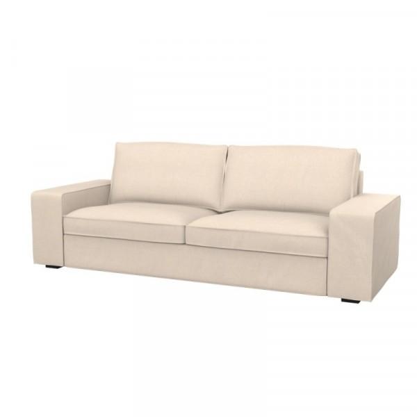 Pleasing Ikea Kivik 3 Seat Sofa Bed Cover Bralicious Painted Fabric Chair Ideas Braliciousco