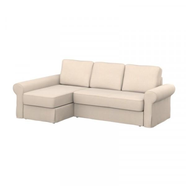 Sofa Chaise Longue Ikea.Ikea Backabro Sofa Cover With Chaise Longue