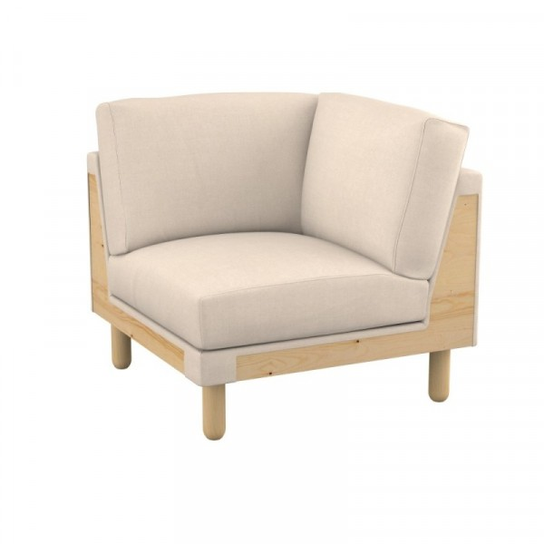 Super Ikea Norsborg Corner Element Cover Evergreenethics Interior Chair Design Evergreenethicsorg