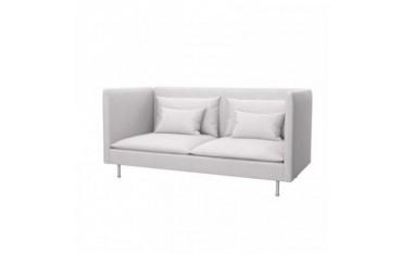 IKEA SÖDERHAMN 3-seat sofa cover, high back