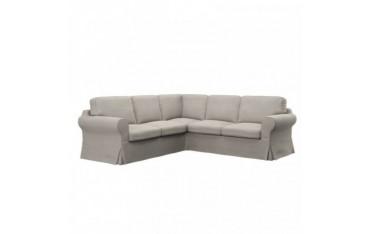 IKEA EKTORP 2+2 corner sofa cover