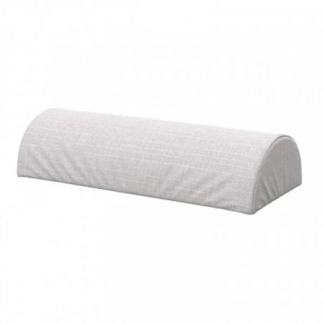 IKEA BEDDINGE halfmoon armrest cover
