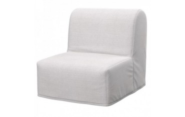 LYCKSELE chair-bed cover
