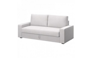 VILASUND 3-seat sofa-bed cover