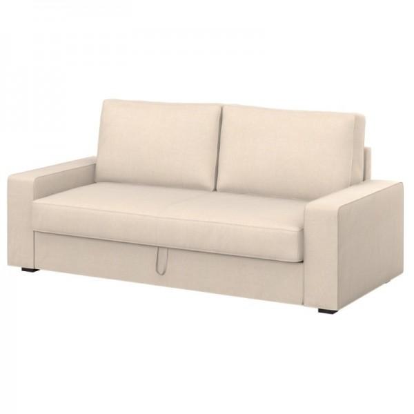 VILASUND 3-seat sofa-bed cover - Soferia   Covers for IKEA sofas ...