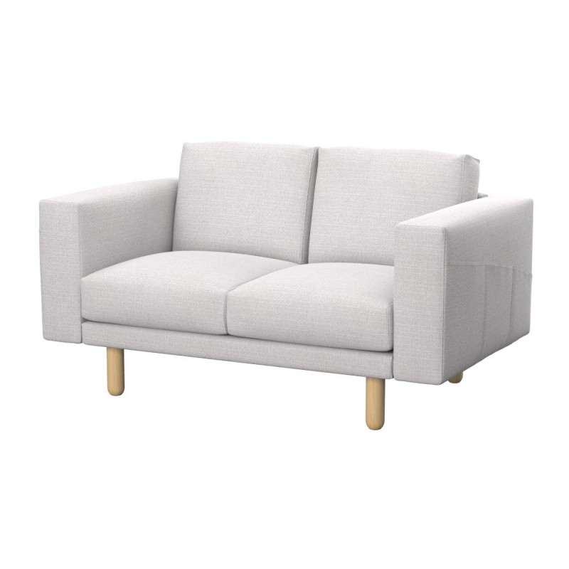 ikea norsborg 2 seat sofa cover soferia covers for ikea sofas armchairs. Black Bedroom Furniture Sets. Home Design Ideas