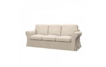 EKTORP 3-seat sofa-bed cover
